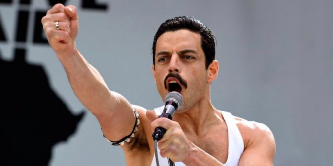 Malek Bohemian Rhapsody